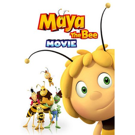 Maya the Bee Movie (DVD)