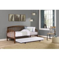 Hillsdale Furniture Carolina Wood Twin Daybed, Multiple Option and Finishes