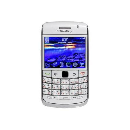 """""""BlackBerry Bold 9700 - BlackBerry smartphone - 3G - microSD slot - 2.44"""""""" - 480 x 360 pixels - TFT - 3.2 MP - BlackBerry OS - white"""""""