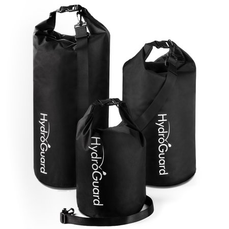 60609bb62cfd HydroGuard Water-resistant Dry Bag IPX6 10L 20L 30L For Outdoors