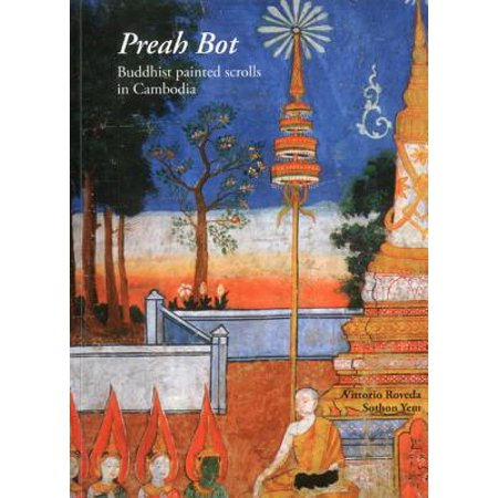 Preah Bot : Buddhist Painted Scrolls in (Painted Scroll)