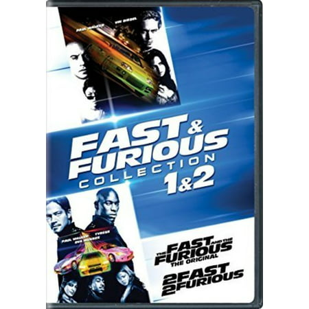 The Fast And Furious Collection (DVD)