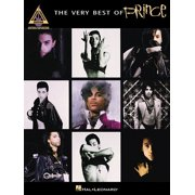 Guitar Recorded Versions: The Very Best of Prince (Paperback)
