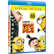 Despicable Me 3 (Special Edition) (Blu-ray + DVD + Digital HD) by Universal Pictures