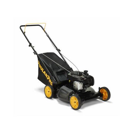Poulan Pro 961320101 3 In 1 E Series Push Lawn Mower With Side Discharge Mulch Bag