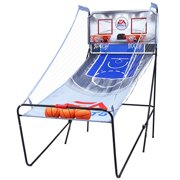 EA Sports 2 Player Indoor Basketball Arcade Game + Electronic Scoreboard