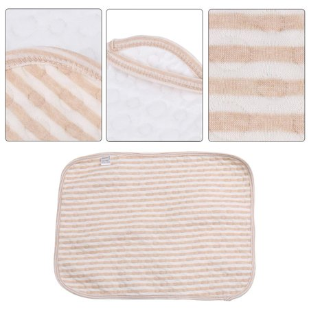 WALFRONT Changing Pad Baby Cotton Urine Mat Diaper Nappy Bedding Changing Cover Pad Changing Urine Diaper - image 5 of 8