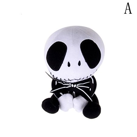 Nightmare Before Christmas Baby Jack Skellington 8 Plush Toy PlayFun KiDz (A)](Baby Jack)