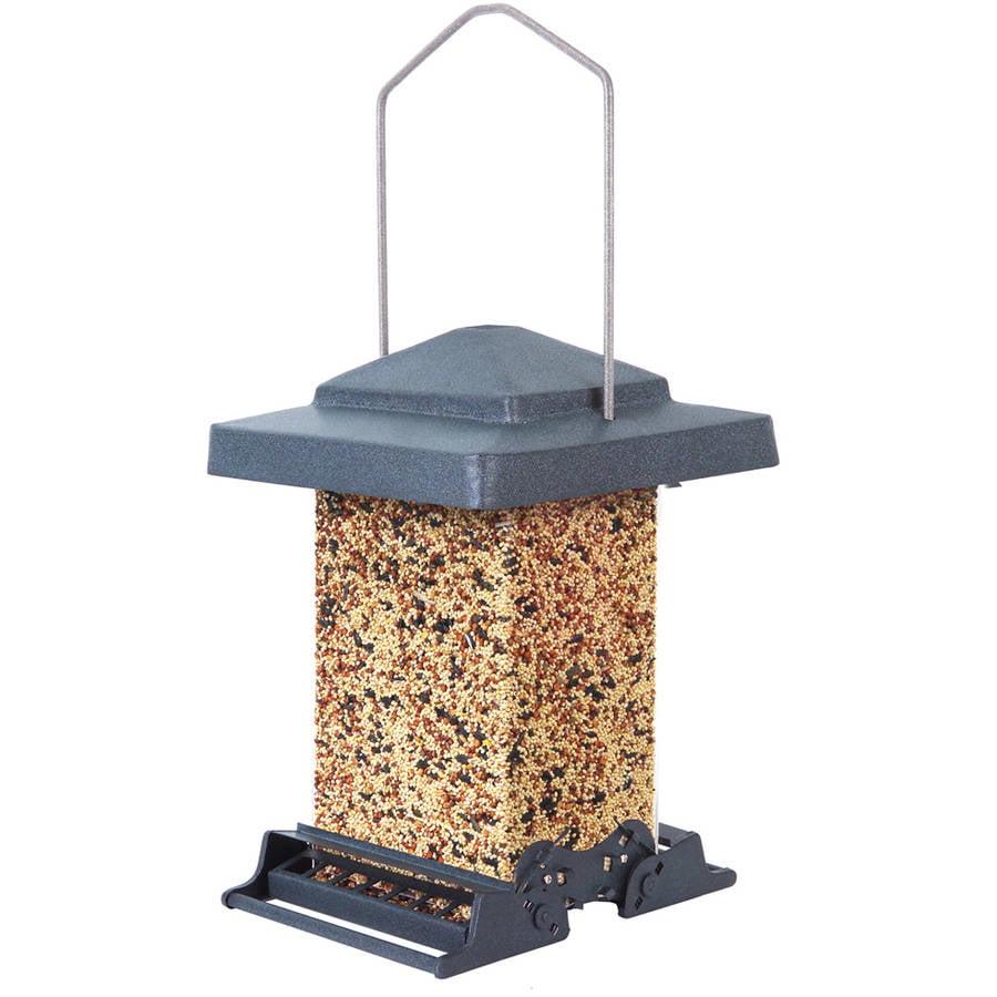 Audubon 75160 6 Lb Capacity Vista Squirrel Proof Birdfeeder by Akerue Industries L & G