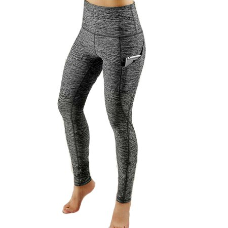 wsevypo 90 Degree By Reflex Women's Power Flex Yoga Pants