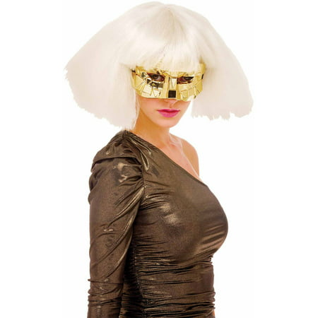 Domino Mask Urban Future Adult Halloween Accessory](Domino Group Halloween)