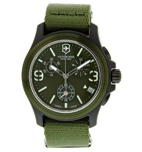 Swiss Army Original Nylon Mens Watch