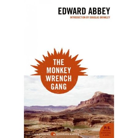 The Monkey Wrench Gang by