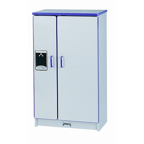 0210JCWW005 Rainbow Accents - Play Refrigerator
