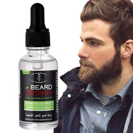 Natural Organic Beard Growth Liquid Beard Care Profession Men Beard Care Liquid For Beard Growth Male Hair Care