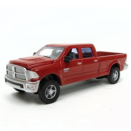 Toy Dodge Ram 2500 Heavy Duty Laramie - Red