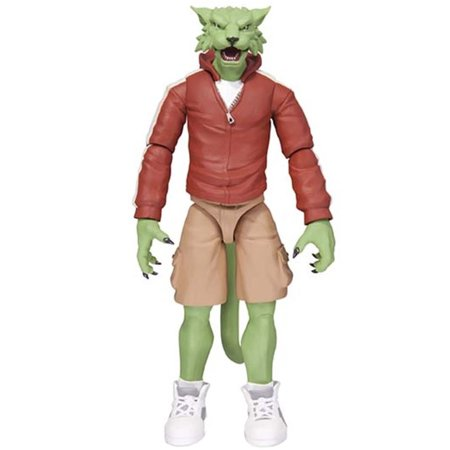 DC Designer Terry Dodson Series 1 Beast Boy Action Figure [Earth
