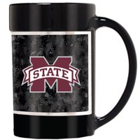 Mississippi State Bulldogs Operation Hat Trick 15oz. Ceramic Mug - Black - No Size