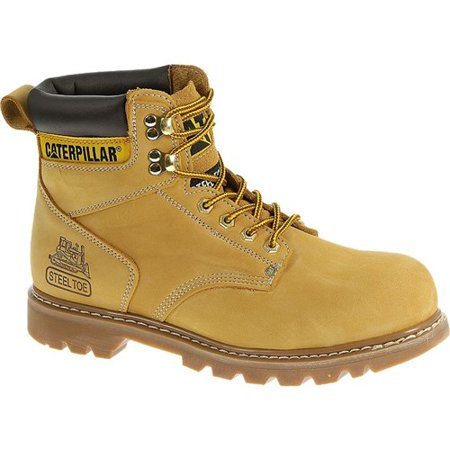 69956298c38 Caterpillar Men's Footwear Second Shift Steel Toe Slip Resistant Work Boots