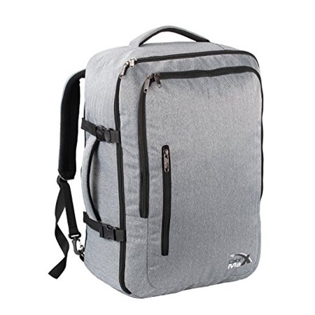 83c77d174c Cabin Max - Malaga Travel Backpack Flight Approved Hand Luggage Cabin  Backpack - Walmart.com
