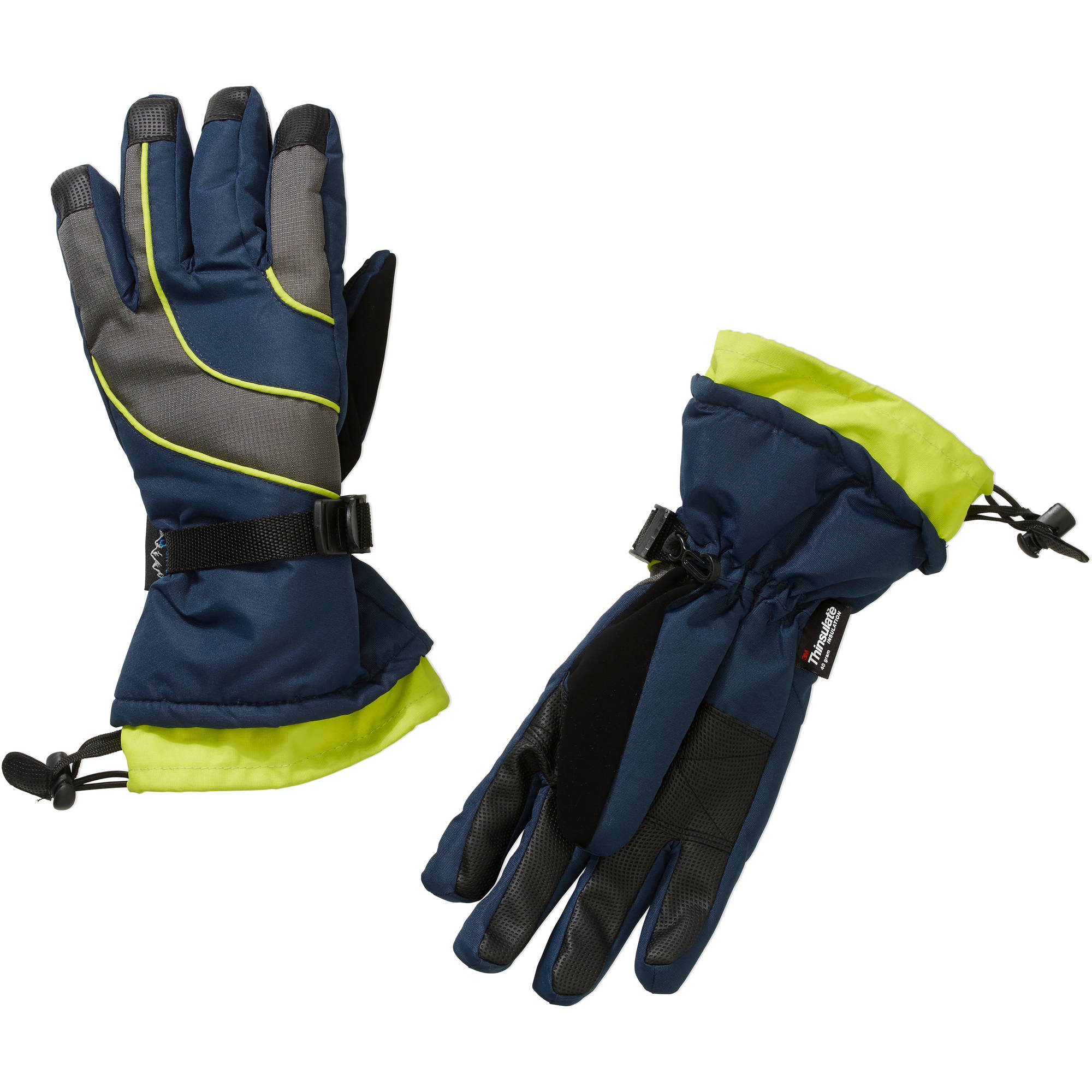 Cold Front Men's Technical Gloves