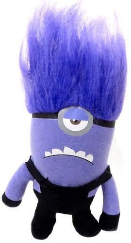 Despicable Me 2 Evil Minion Stuart Plush Figure by