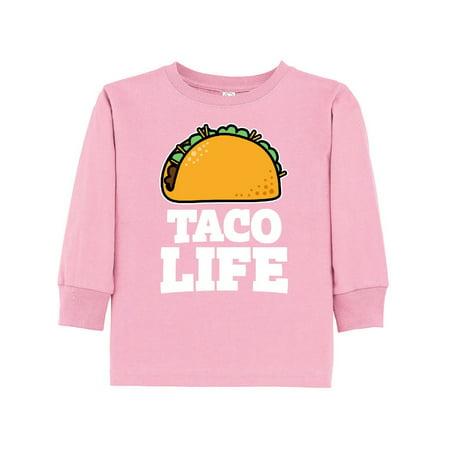 Tyco Life - Taco Life Toddler Long Sleeve T-Shirt