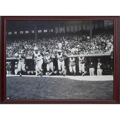 MLB Pete Rose Autographed Framed 16x20 Picture in a 30x34 Frame