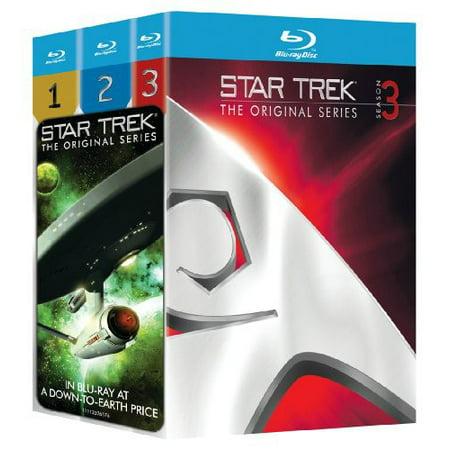 Star Trek: Original Series - Three Season Pack (Blu-ray)