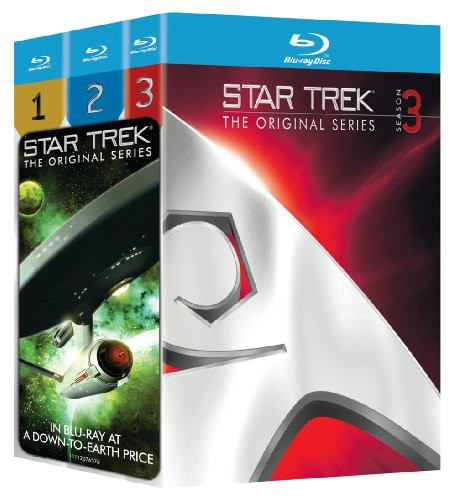Star Trek: Original Series - Three Season Pack (Blu-ray)