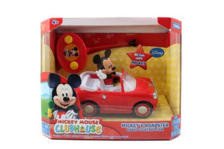 Jada Toys Disney Mickey Mouse R C Vehicle by Jada Toys - US
