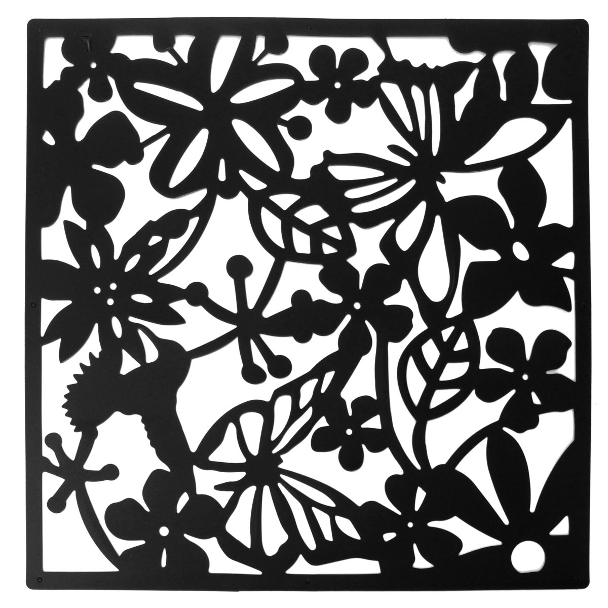 Meigar 4pcs Chinese Paper Cutting Art Style Hanging Screen Hollow