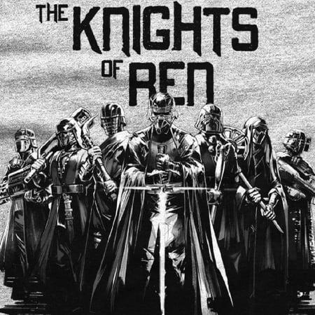 Star Wars: The Rise Of Skywalker Unisex Adults Knights Of Ren T-Shirt - image 3 de 3