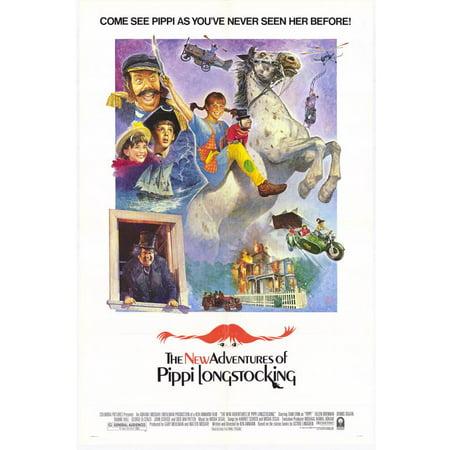 Pippi Longstocking Costumes (The New Adventures of Pippi Longstocking POSTER (27x40))