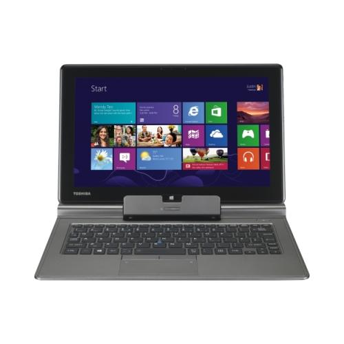"Toshiba Portege Z10t-A1110 Ultrabook/Tablet - 11.6"" - Intel Core i5 i5-3439Y 1.50 GHz - Ultimate ..."