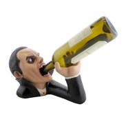 Dracula Vampire Wine Bottle Holder By DWK | Sinister Dark Gothic Underworld Home Decor and Gifts