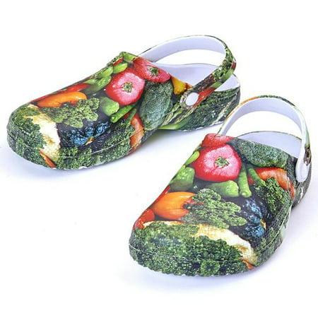 Gardening Clog - Gardening Clogs-Vegetable 11