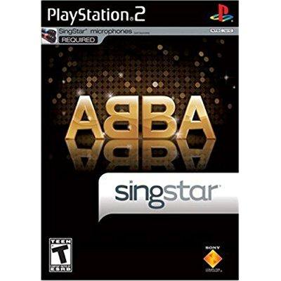 SingStar ABBA (Stand Alone) - PlayStation 2 ()