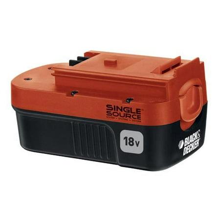 Nicad Cell Voltage (Black & Decker 244760-00 HPB18-OPE 18v 18 volt NiCad single source battery New)