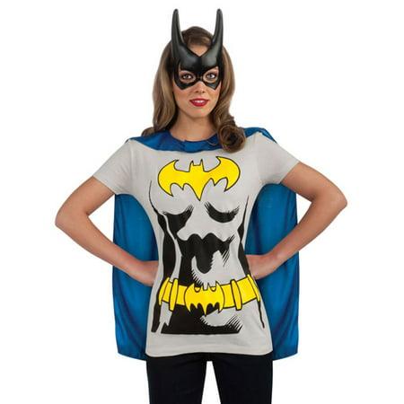 Canada Themed Halloween Costumes (Batgirl Sassy Adult Halloween Shirt)