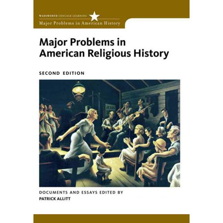 major problems in american business history documents and essays
