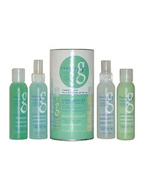 therapy-g System Starter Kit for Thinning or Fine/Chemically Treated Hair