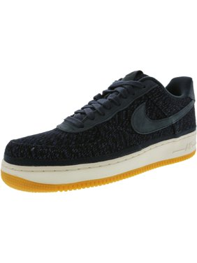 b25afb59f3a Product Image Nike Men s Air Force 1 07 Indigo Armory Navy   Ankle-High  Cotton Fashion Sneaker