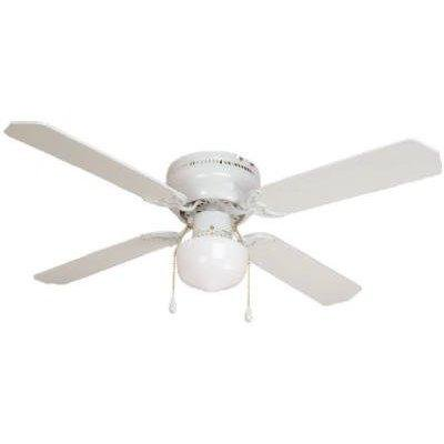 Aloha Housewares 99646 Aloha Breeze 42 Inch 4 Blade White