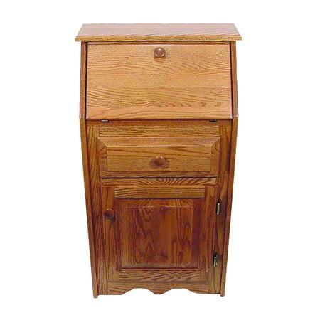 Furniture Barn USA™ Heirloom Oak Secretary Desk - Walmart.com