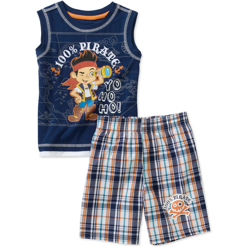 Disney Baby Boys' 2 Piece Jake And The N