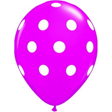 Big Polka Dots Tropical (5 Pack), 11