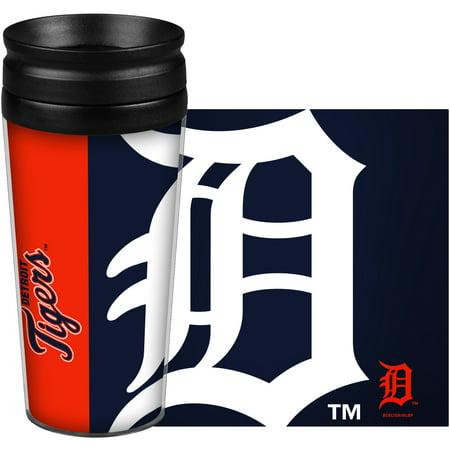 Detroit Tigers 14oz. Hype Full Wrap Tumbler - No Size