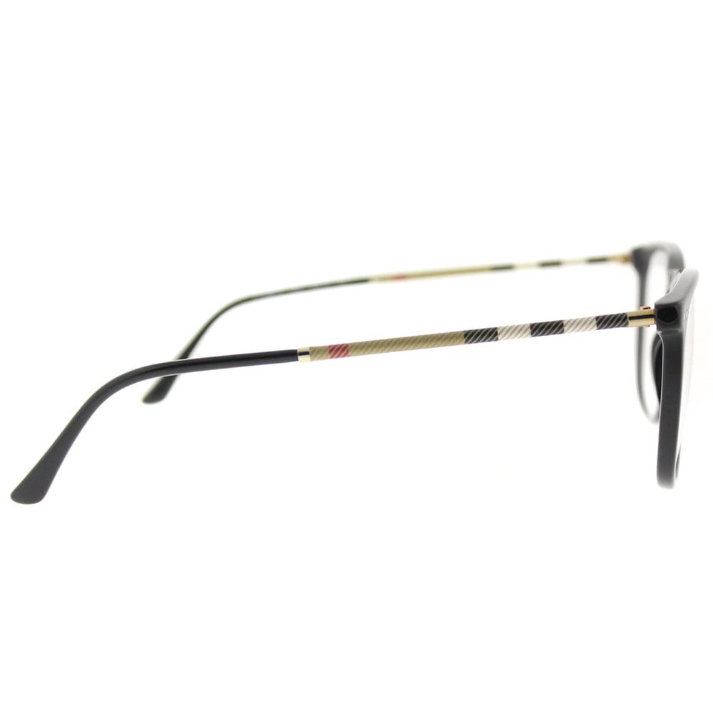 c9f08b0616c5 Burberry BE 2258Q 3001 53mm Unisex Square Eyeglasses - Walmart.com