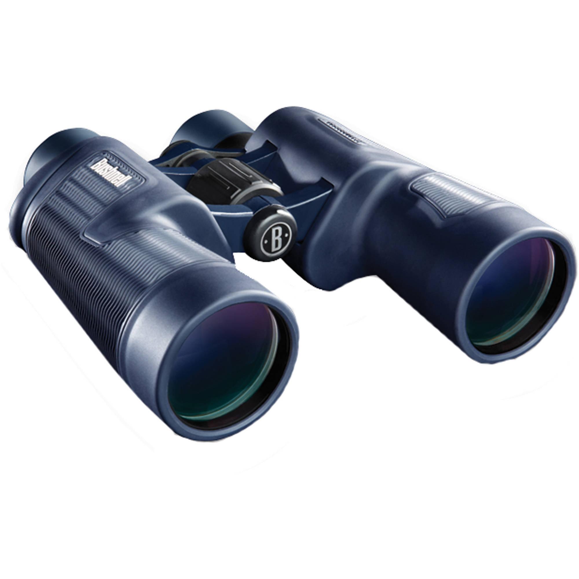 Bushnell H2O Series Binoculars 7x50 Black Porro BAK-4